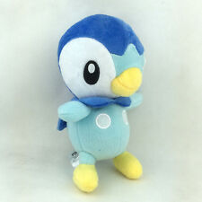 Piplup Penguin Pokemon Water Plush Soft Toy Stuffed Animal Sinnoh Starter New 7""