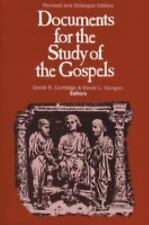 Documents for the Study of the Gospels, David R. Cartlidge, Acceptable Book