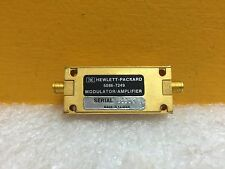 HP/ Agilent  5086-7249 2.0 to 8.4 GHz, SMA (F-F) Modulation Amplifier