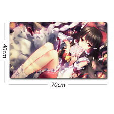 TouHou Project Hakurei Reimu Mouse Pad Cosplay 40*70 cm