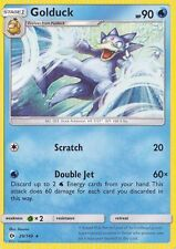 4X Golduck NORMAL RARE (29/149) -Sun and Moon NM- Pokemon