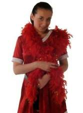 1.8M Feather boa in single colour or multicolour.