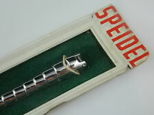 "Vintage Ladies speidel ""Spirit of Paris"" Extra Long Exp watch band bracelet"