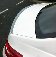 MERCEDES BENZ E CLASS W207 C207 A207 COUPE REAR TRUNK BOOT LIP ABS SPOILER Y1684