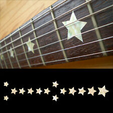 Fret Markers Inlay Sticker Decal Guitar & Bass -Everly Brothers Star - WP