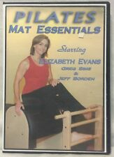 Pilates Mat Essentials interactive trainers fitness DVD body and soul studios
