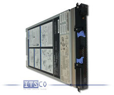 SERVER IBM BLADE HS21 2x QUAD-CORE XEON L5420 2.5GHz 4GB 146GB GBIT-LAN 8853-GLG