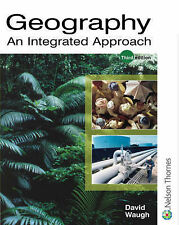 Geography: An Integrated Approach by David Waugh (Paperback, 2000)