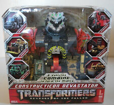 "Transformers Revenge of the Fallen ROTF 15"" Constructicon Devastator"