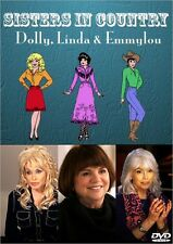 SISTERS IN COUNTRY: DOLLY, LINDA & EMMYLOU - BBC DVD parton ronstadt harris trio