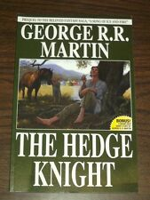 Hedge Knight by George R R Martin (Paperback)  9781932796063