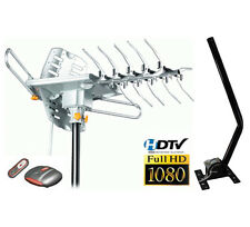 LAVA HD-2605 Ultra Remote Controlled Antenna with J-2012 J-Pole