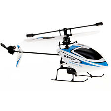 WLtoys V911 2.4 GHz 4 CH RC Helicopter Aircraft Blue Black Without Controller