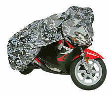 Oxford Aquatex Essential Motorcycle Small  Camo Bike Cover OF906  BC26314  - T