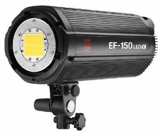 NEW Jinbei EF-150V  5500K  LED Continuo Sun light Bowens S-fit Bayonet