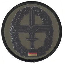 Heeresflieger Aufnäher/Patch Bundeswehr/Barettabzeichen/Soldat/Bw/Heer/