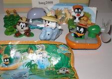 """Conjunto completo """"Baby Looney Tunes"""" 2010/Boys/Looney Tunes en la jungla"""