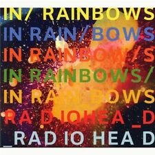 In Rainbows by Radiohead (CD, Dec-2007, XL Recordings/Beggars Group)