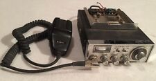 Cobra 21 Dynascan Mobile AM CB Radio Transceiver W/ Microphone 23 Channel WORKS