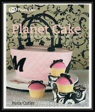 PLANET CAKE: A BEGINNER'S GUIDE TO DECORATING - BRAND NEW