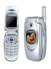 Samsung sgh-e600c Silver plata e600 sin bloqueo SIM
