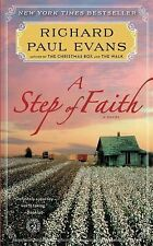 A STEP OF FAITH Walk Series # 4 Richard Paul Evans NEW book pb Christian fiction