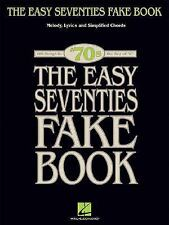 The Easy Seventies Fake Book (Fake Books) by