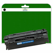 1 Cartridge for HP Laserjet M2727NF M2727NFS P2014 P2014N P2015  non-OEM 53X