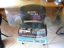 VETRO SCENDENTE ANTERIORE DX NISSAN MICRA 3 PORTE ANNO 2003