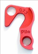Pilo D73 RED Derailleur Hanger for BH, SCATTANTE, SARACEN, BOTTECHIA
