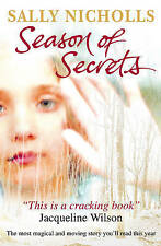 Season of Secrets, Sally Nicholls, New Book