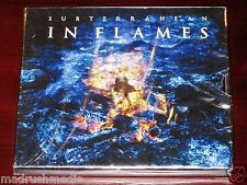 In Flames: Subterranean CD 2004 Regain Records Limited Slipcase RR 0304-024 NEW