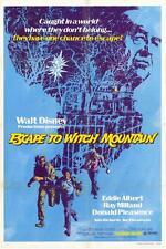 ESCAPE TO WITCH MOUNTAIN Movie POSTER 27x40 Kim Richards Ike Eisenmann Eddie