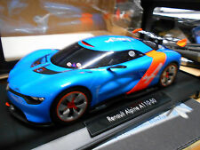 RENAULT Alpine A110-50 A110 50 Jahre 2012 blau rot Studie Prototyp Norev 1:18