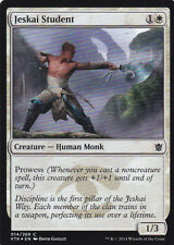 1x Foil - Jeskai Student - Magic the Gathering MTG Khans of Tarkir Foil