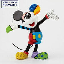 "ROMERO BRITTO - DISNEY POP ART aus Miami - ""MICKEY MOUSE"" Figur 4049372 NEU !!"