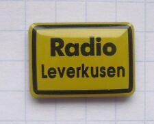 RADIO LEVERKUSEN  ............... Sender-Pin (128d)