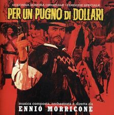 Per Un Pugno Di Dollari (Fistful Of Dollars) - Ennio Morricone (2006, CD NIEUW)