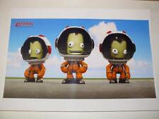 Kerbal Space Program ~ A3 Size Poster / Print ~ NEW