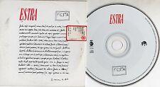 ESTRA CD single PROMO 1 traccia MASSIMO BUBOLA made in ITALY Fiesta