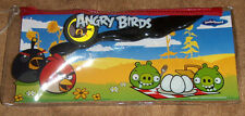 Angry Birds Toothbrush Travel Kit Black New Free Shipping
