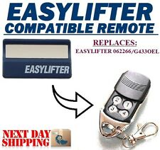 Easylifter 062266/G4330EL Compatible Remote control replacement, 433,92Mhz