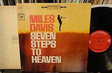 MILES DAVIS Seven Steps to Heaven CS 8851 2eye stereo strong VG++ vinyl