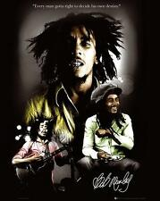 Bob Marley : Destiny - Mini Poster 40cm x 50cm (new & sealed)