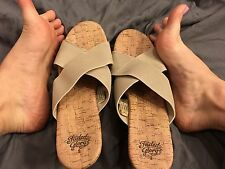 used worn womens shoes collectable