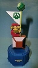 Super Mario Bros 03 Flag PEPSI BOTTLE CAP FIGURE Collection Game Nintendo Jp