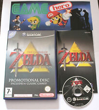 THE LEGEND OF ZELDA COLLECTOR'S EDITION GAMECUBE PAL COMPLETE COLLECTORS RARE!
