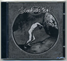 Bombstrike - Born Into This CD Skitsystem Wolfbrigade Krigshot Sweden Crust Punk