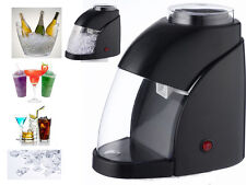 LIVIVO ELECTRIC ICE CRUSHER CRUSHING MACHINE COCKTAIL JUICE SLUSH BLENDER