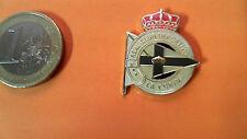 Depor la coruna corina real club depor logotipo pin badge corona bandera